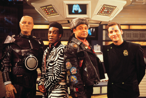 Top 100 TV Shows. 18. Red Dwarf (1988 - ) *Let's hope the 2012 series is not as bad as Back To Earth was.