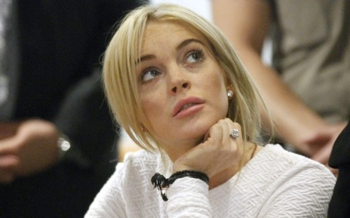 Lindsay Lohan to attend the White House Correspondents' Dinner. Lohan will be the guest of Fox News host, Greta Van Susteren. She joins a slate of celebrity guests that include Eva Longoria, Charlize Theron, Ivanka Trump, Rachel Zoe, Reese Witherspoon, Viola Davis and JR Martinez. [politico]