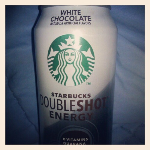 #Starbucks #whitechocolate #energy #yummy (Taken with instagram)