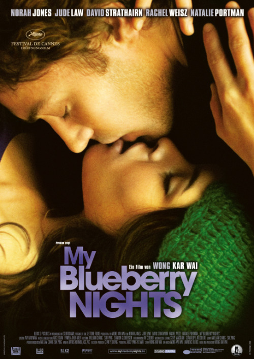 fuckyeahmovieposters:  My Blueberry Nights