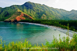 via sandofallweddingbeache Anawangin Cove, Zambales by armanbarbuco on Flickr.