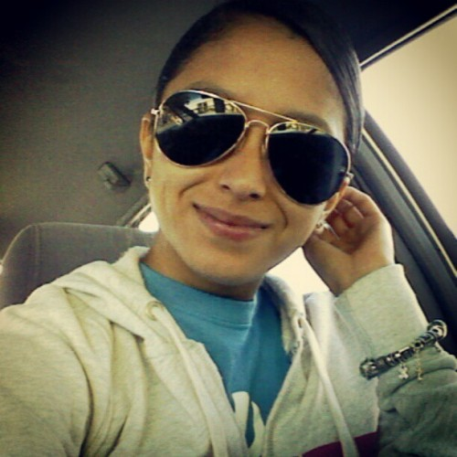 #me #sunglasses #happy  (Taken with instagram)