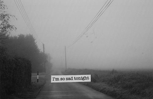 savemyheart-tonight:  And no one cares.