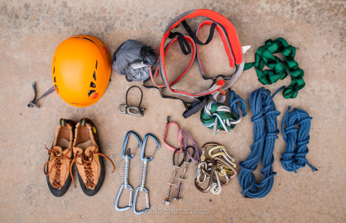 Canyoneering Gear