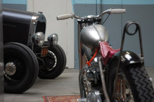 bike & hotrod…