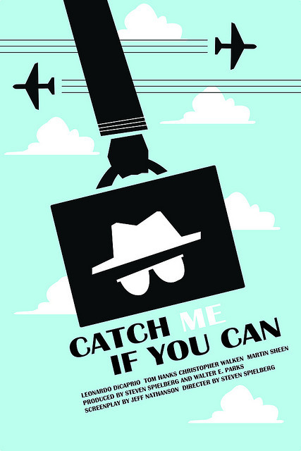 Catch Me If You Can by Alex Eylar