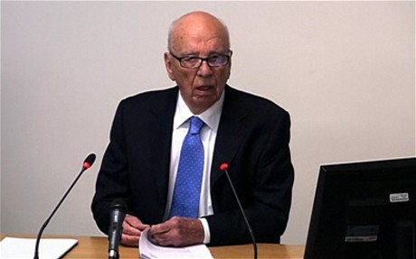 "Rupert Murdoch denies influencing UK politicians: The News Corp. leader, who has had a close personal relationship with a number of British prime ministers, denied undue influence on them. Murdoch spoke in front of an inquiry Wednesday tied to the company's phone-hacking scandal.  ""It is only natural for politicians to reach out to editors and sometimes proprietors if they're available to explain what they'redoing and hoping it makes an impression,"" Murdoch said. Since 1988, Murdoch has met with the various prime ministers 75 times — 31 for Tony Blair alone."