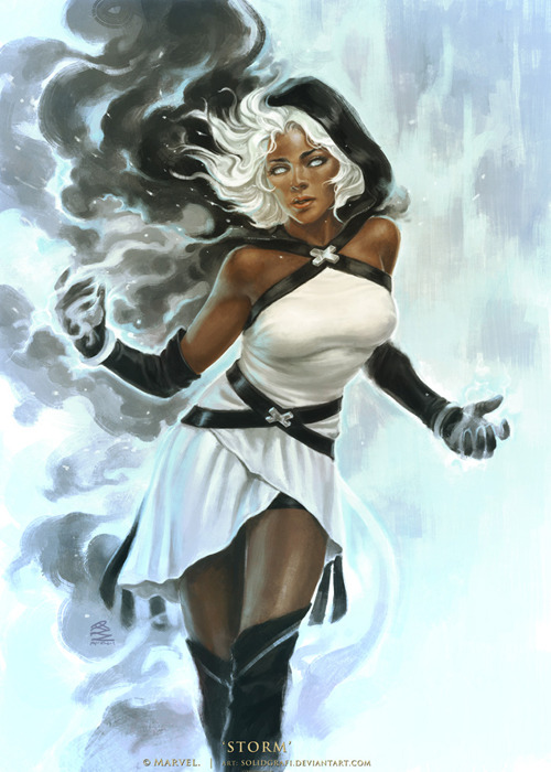 jesic:  Storm, by solidgrafi  SoLDN: GORGEOUS!