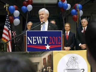 BREAKING: NBC News confirms that Newt Gingrich will suspend his presidential campaign on Tuesday, May 1st in Washington, DC.Full Story: http://nbcnews.to/Io1KXK | Photo: David Duprey / AP