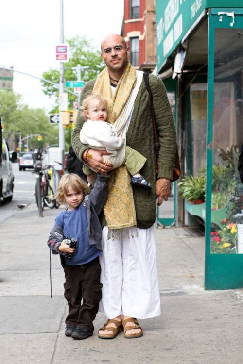 "humansofnewyork:  ""So if you were to sell yoga in just a couple of sentences, what would you say?""""www.togetheryoga.net""""No, no, no— yoga in general.""""Oh— well yoga saved my life. It really did. Before yoga I was overweight, addicted to drugs, and on the wrong path. I rebuilt myself with yoga.""  Everyone has their religions or what they believe in. That is the beauty of hope."