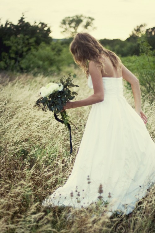 Rustic Wedding Ideas | Photo Courtesy of Hanna Hurd | BRIDES.com
