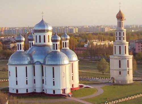 Church of Brest, Belarus