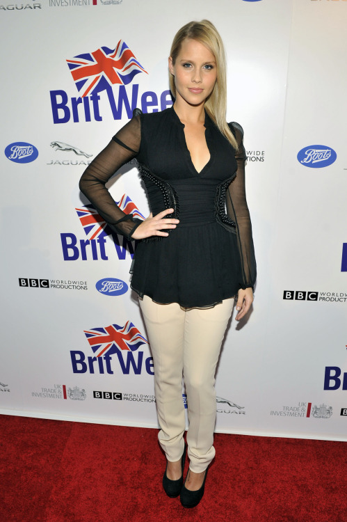Claire Holt - BritWeek Launch Event in LA - April 24