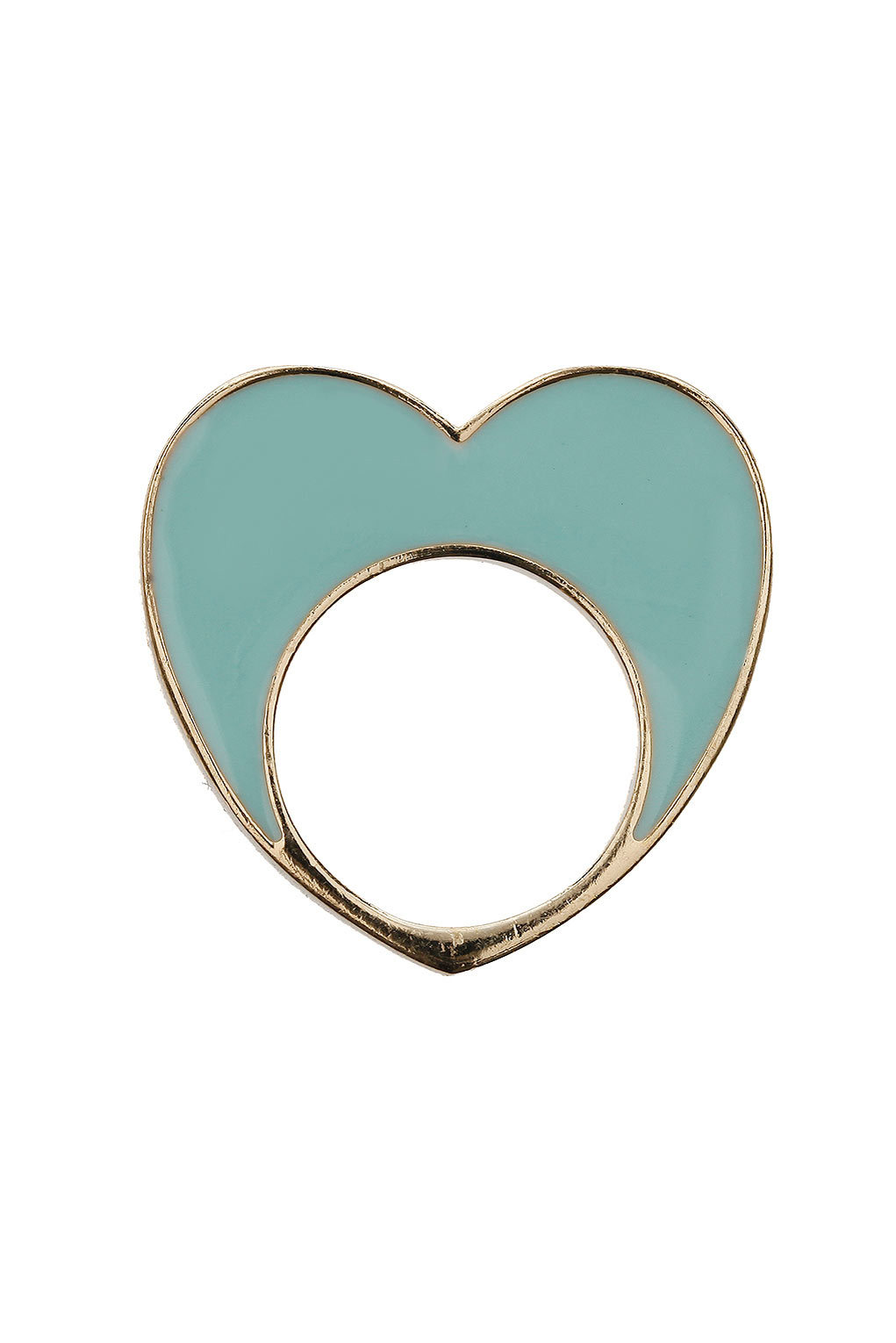 Enamel Heart ring available here!