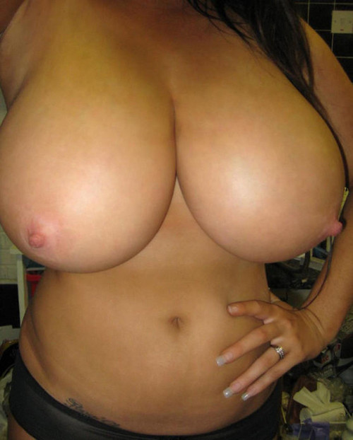 tittymancometh:  bigniplover:  These tits are huge. So sexy