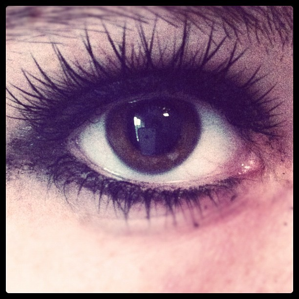 Don't trust the hazel eyed #eyes #eye #hazel #darkbrowneyes #pupil #lashes #makeup #fashion #claire #falselashes #black #darkeyes #instahot #instalove #instafashion #instadaily #hopesdielast  (Taken with instagram)
