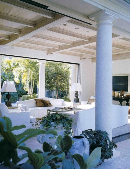 georgianadesign:  Lars Bolander renovation in Palm Beach.