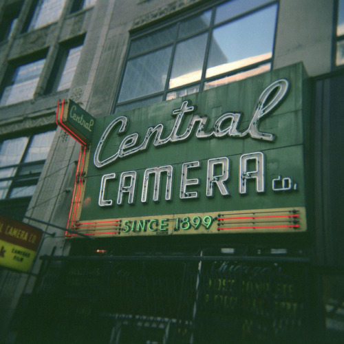 letitunwind:  Central Camera Co. on Flickr.