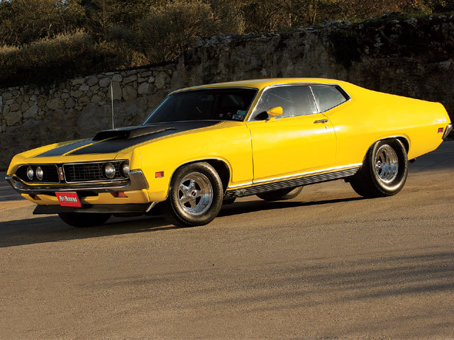 Ford Torino Fastback - Heat Lightning