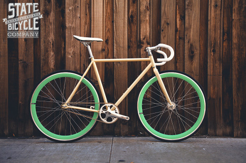 State Bicycle Co. - BelAire