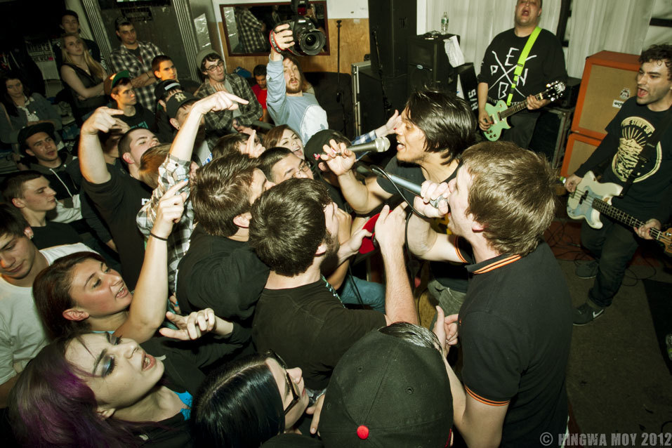 Handguns @ The Vibe Lounge 4/24/12