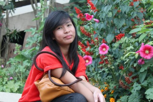 New DP. Hi, Flowers. :)