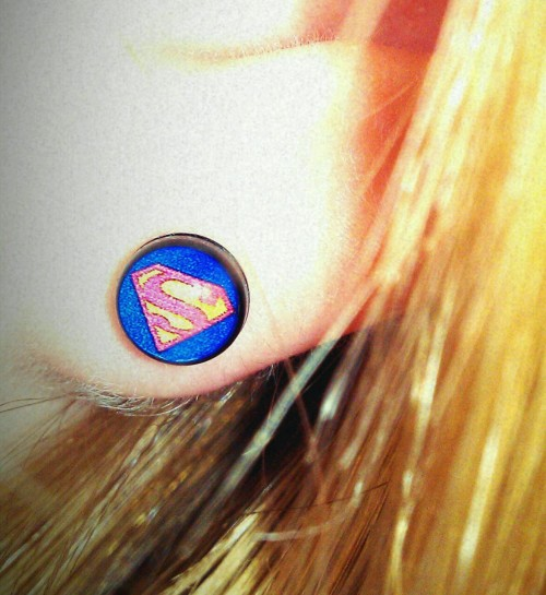 My superman pluuuuugggg, sorry but I think its rather quite amazing….