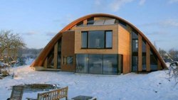 (via Grand Designs - Picture - The finished article - Channel 4)