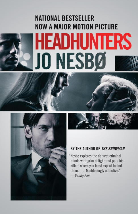 "To celebrate the opening of the movie ""Headhunters"" this Friday, Weekly Lizard is giving away copies of the new movie edition trade paperback of HEADHUNTERS by Nesbø (pictured here) to ten randomly selected winners. To enter click here."