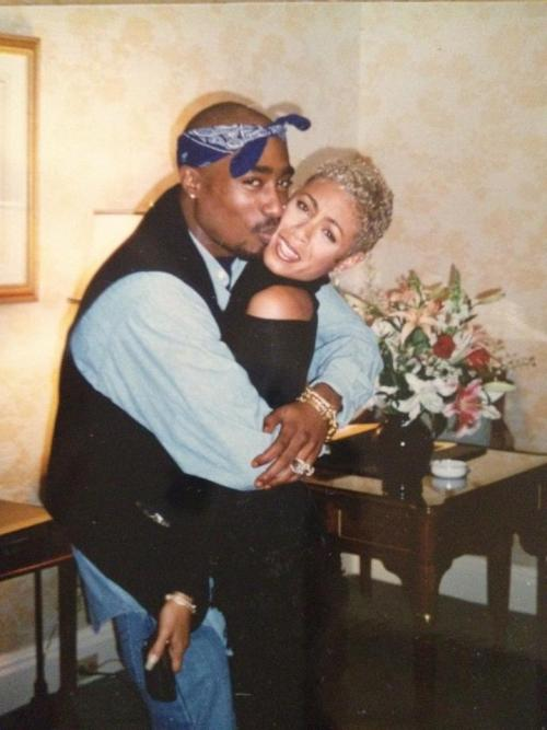 jada and pac….