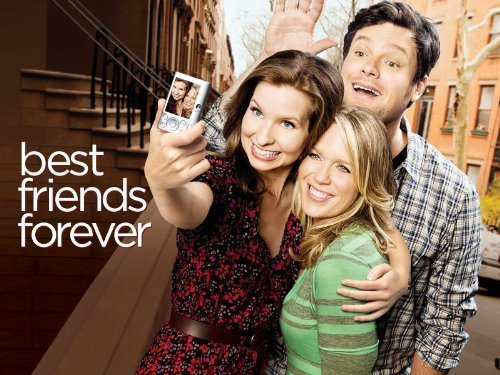 chriskelly:  Dear friends and strangers, Please watch BEST FRIENDS FOREVER tonight at 8:30 on NBC.  It is so funny and so great. And was created by such wonderful people. And please spread the word. Lets get a million more viewers for tonight! Only three episodes left this season. Love,Chris   Right up there with one of my most favorite new shows on TV. So funny, with refreshingly original writing for its genre.