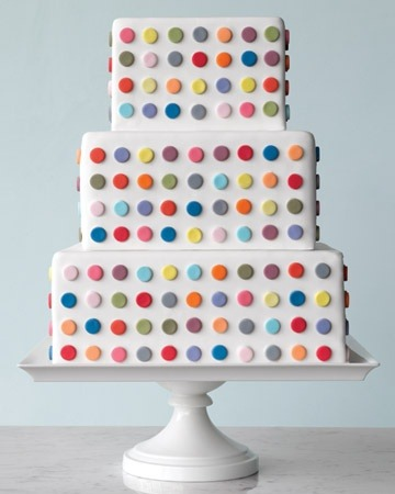carnetimaginaire:  Dot Cake (via kevos12 pinterest)