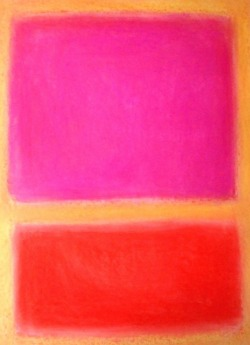 mariposadesueno:  Untitled 12 Rothko