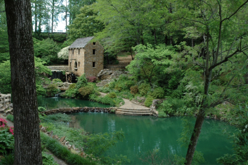 North little rock. Ark  the old mill