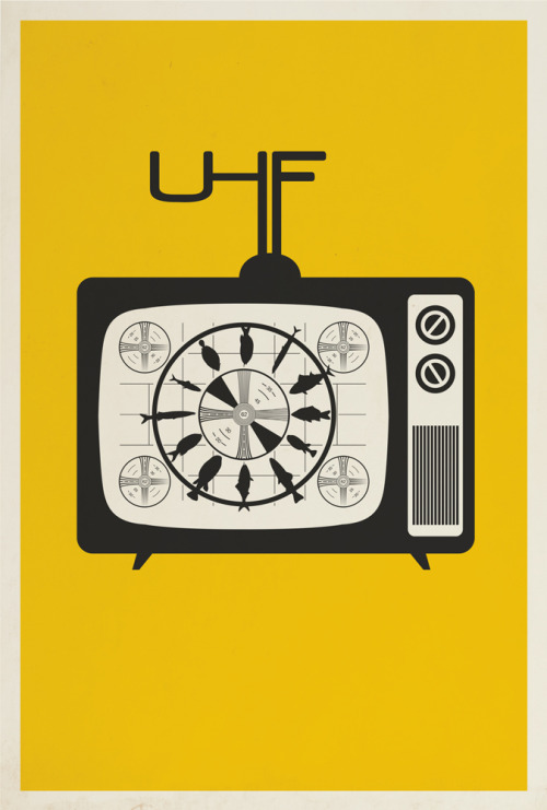 UHF by Matt Owen