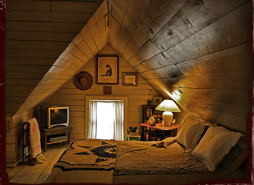 I would love to have this room!