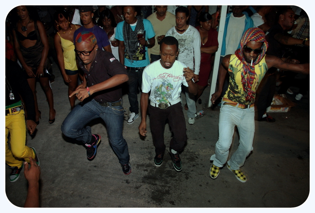 (c)kwesi abbensetts Dance is life Jamaica