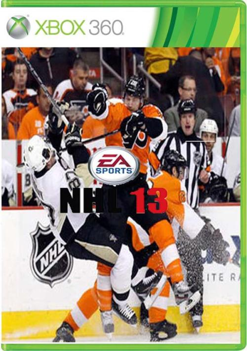 Flyers fans will appreciate this. Sorry Penguins fans! There's always next year, we guess. [h/t Chris]