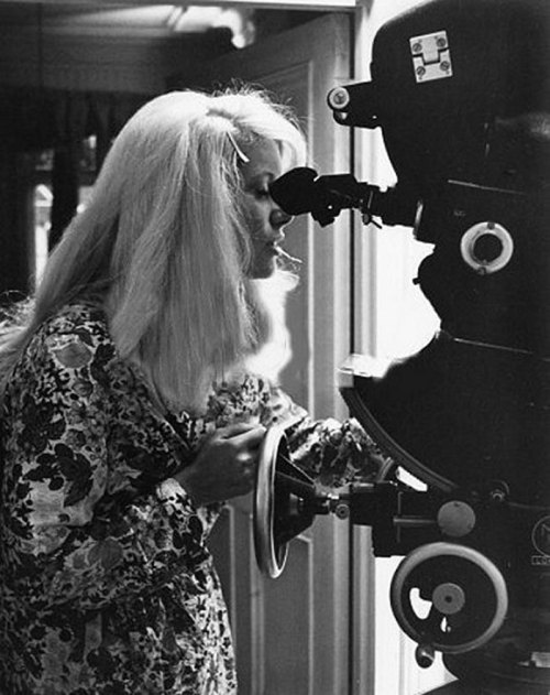 Roman Polanski  - 1965 - Repulsion  Catherine Deneuve