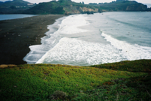 070203_Marin_Beach by dotann on Flickr.