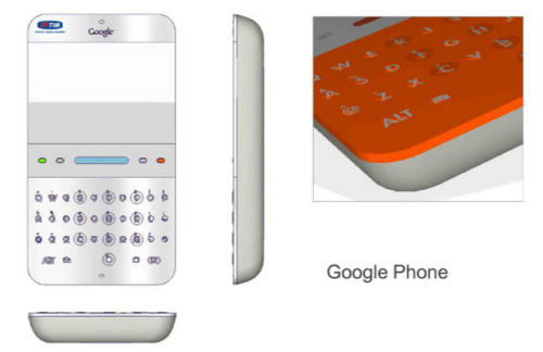 No surprise that before Google had an iPhone to copy, they were copying the iPod (size and shape, obviously not UI or design/fashion).  (via This was the original 'Google Phone' presented in 2006 | The Verge)
