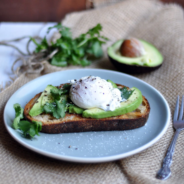 bkfst:  (via Avocado Toast with Poached Egg: The Meaning of Silence | Turntable Kitchen)