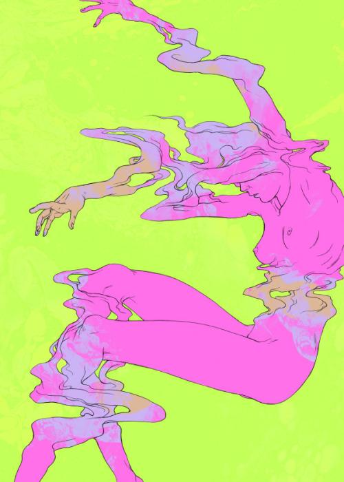 purenonsens:  dissolving slowly
