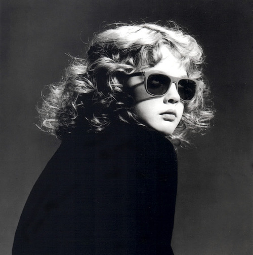 Candide - Drew Barrymore © Greg Gorman
