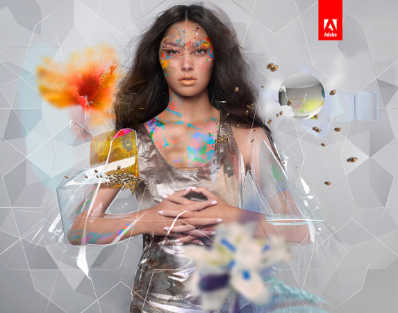 new adobe ad and packaging out! styled by me/shot by mizo