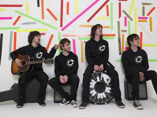 Day 1: A photo of your favorite band. Phantom Planet. x
