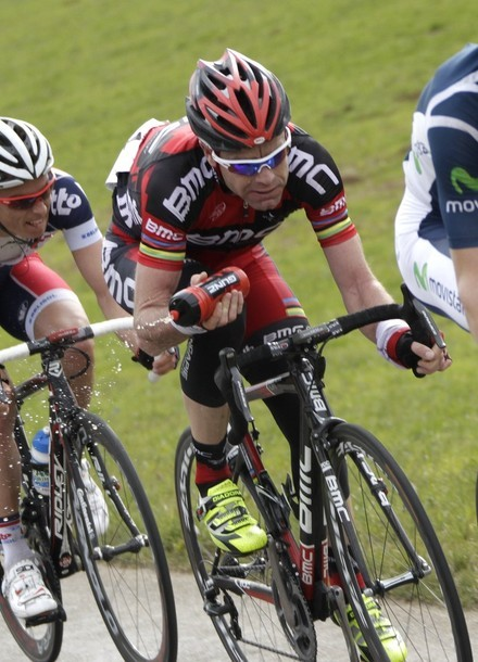 """I make it rain!"" No, Cadel, that's not how you do it… nevermind."