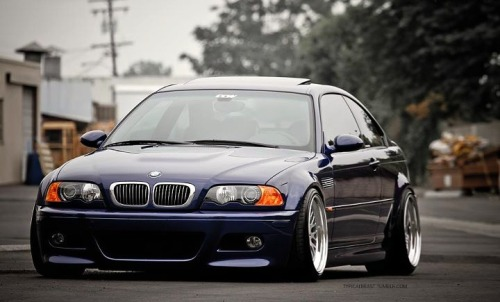 treat of the day [M3OTD] Be sure to follow for more sexy M3's! via Hasback Photography