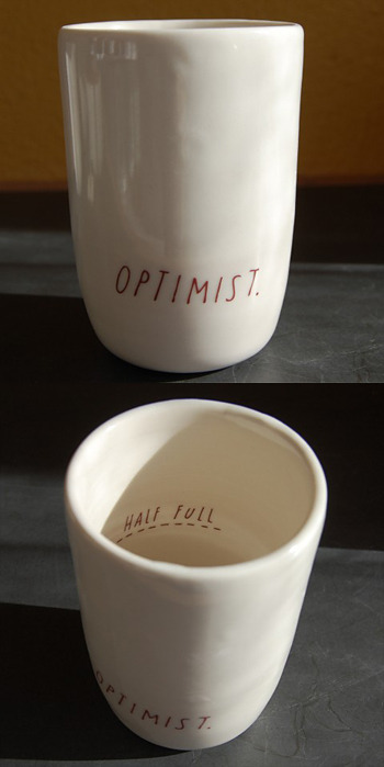 nevver:  Optimist