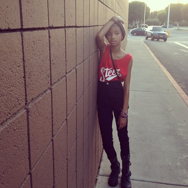 Nueva Foto de Willow Smith! - 25 Abril